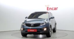 2015 KIA The New Sportage R