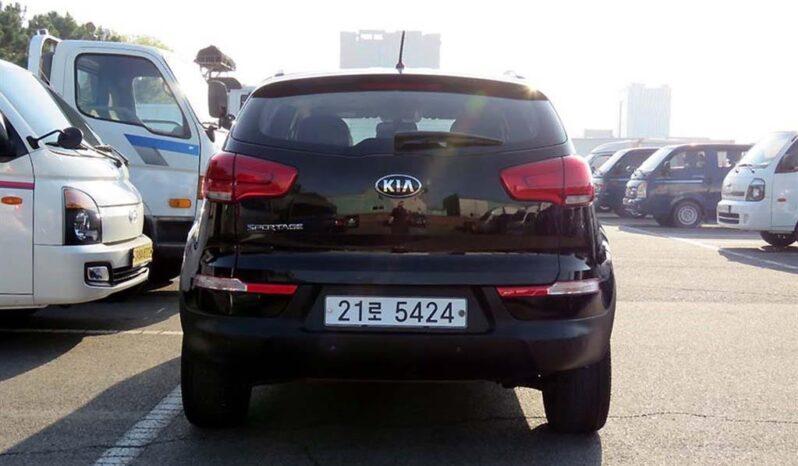 2014 KIA The New Sportage R full