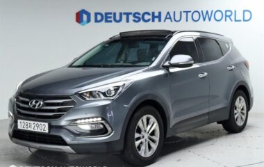 2017 Hyundai SantaFe The Prime