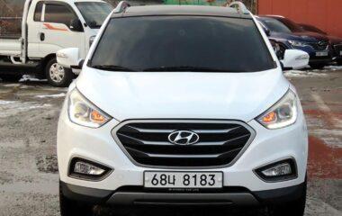 2015 Hyundai New Tucson ix