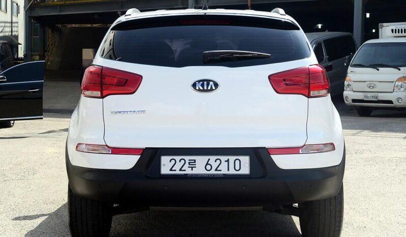 2014 KIA Sportage R full