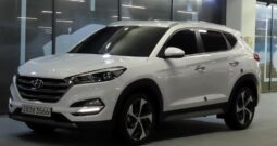 2017 Hyundai All New Tucson