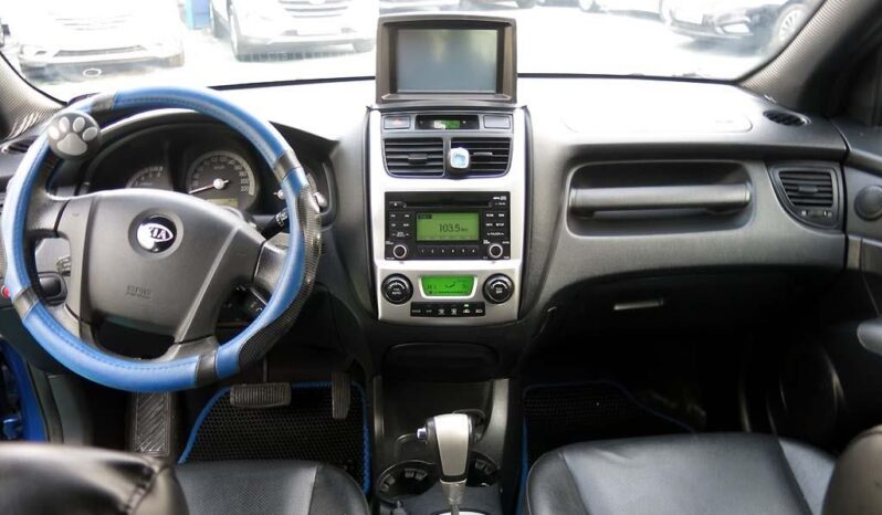 2010 KIA New Sportage full