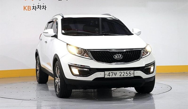 2015 KIA The New Sportage R full