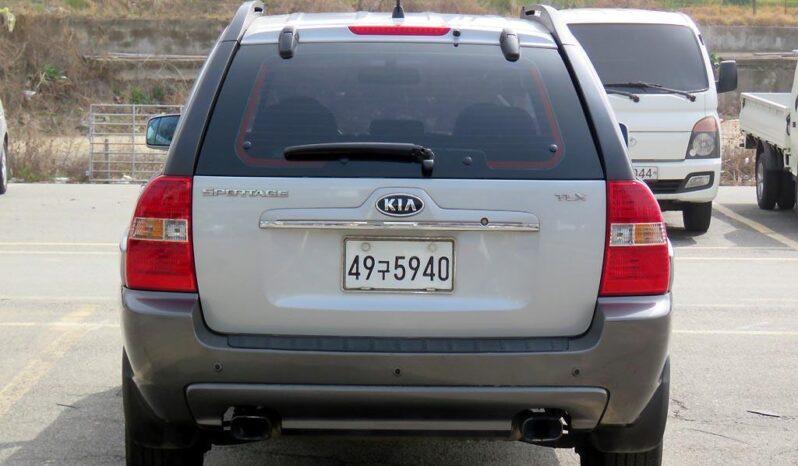2007 KIA New Sportage full