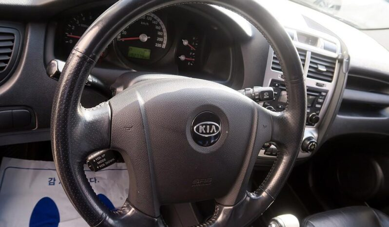 2005 KIA New Sportage full