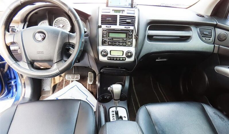 2007 KIA New Sportage full