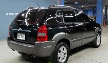 2008 Hyundai Tucson full