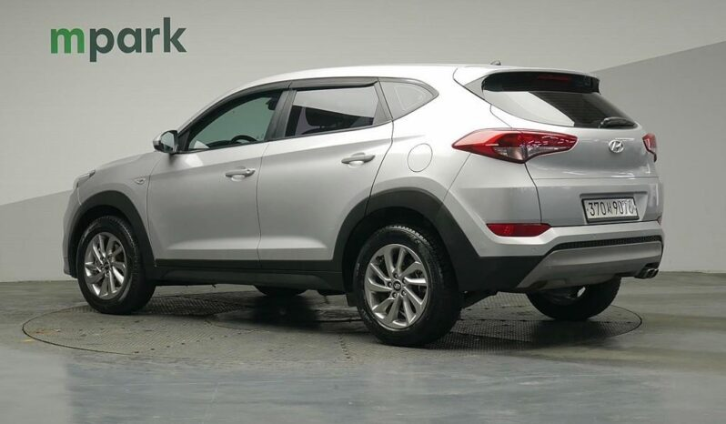 2018 Hyundai All New Tucson full