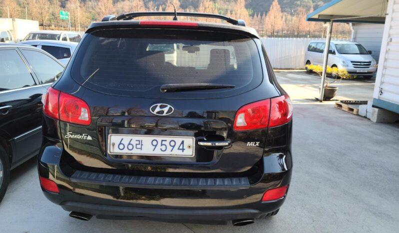 2008 Hyundai SantaFe CM full