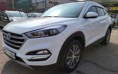 2017 Hyundai All New Tucson