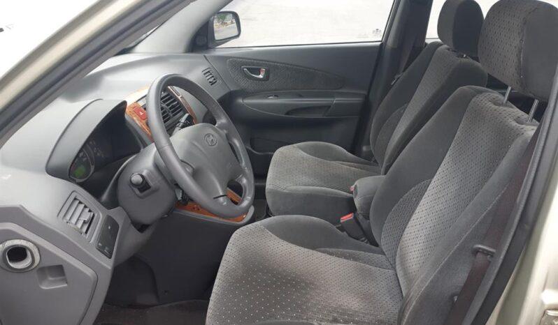 2004 Hyundai Tucson full