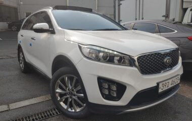 2016 KIA All New Sorento