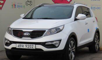 2013 KIA Sportage R full