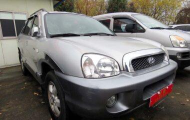 2005 Hyundai SantaFe