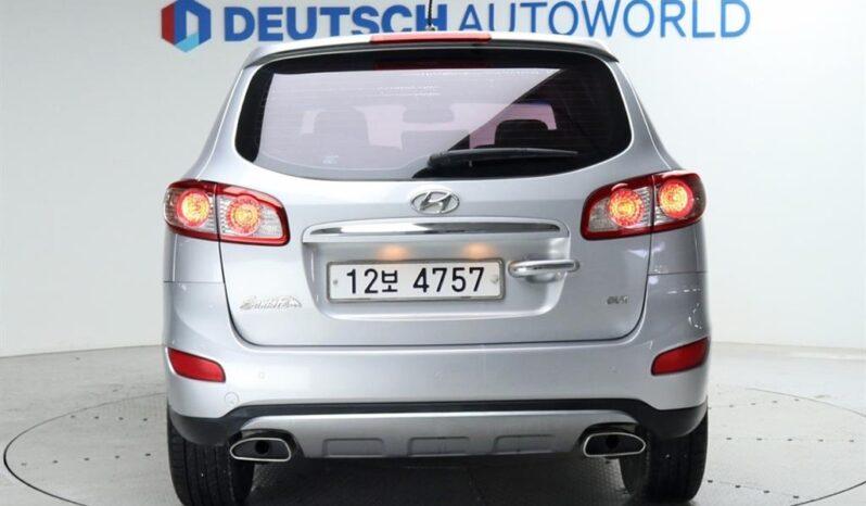 2012 Hyundai SantaFe The Style full