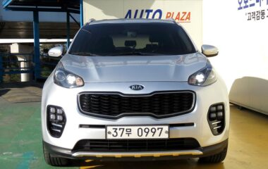 2016 KIA The New Sportage R