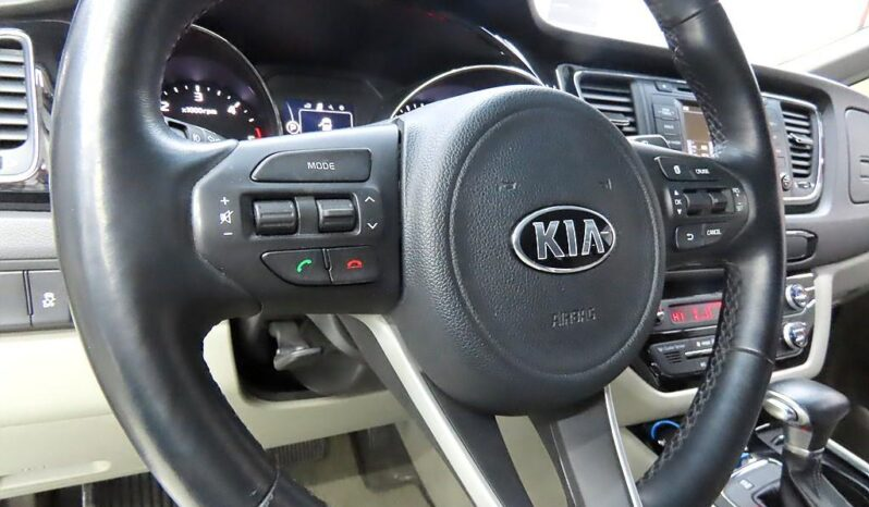2018 KIA All New Carnival full