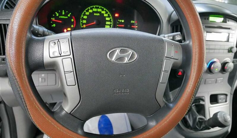2012 Hyundai Grand Starex full