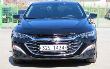 2019 GM Daewoo The New Malibu