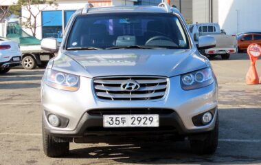 2011 Hyundai SantaFe The Style