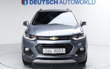 2019  GM Daewoo The New Trax