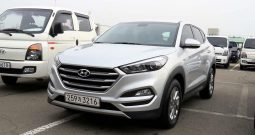 2017  Hyundai All New Tucson Style Special