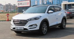2016  Hyundai All New Tucson Premium