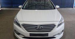 2017  Hyundai LF Sonata Taxi