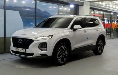 2019  Hyundai SantaFe TM Premium
