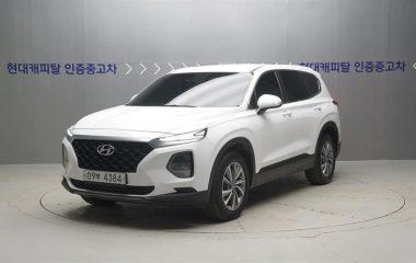 2019  Hyundai SantaFe TM
