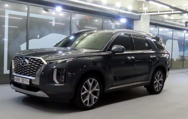 2019  Hyundai Palisade Exclusive
